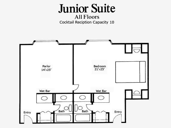 elara las vegas 4 bedroom suite